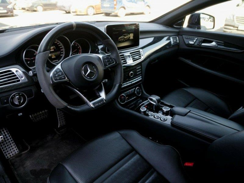 CLS 63 AMG S 4MATIC